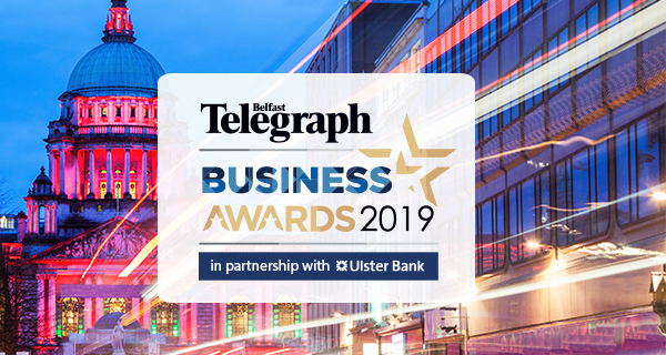 Belfast Telegraph Business Awards 2019 - Excellence In Marketing Award