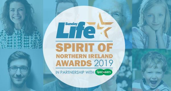 Sunday Life Spirit of Northern Ireland Awards 2019: Entry Form