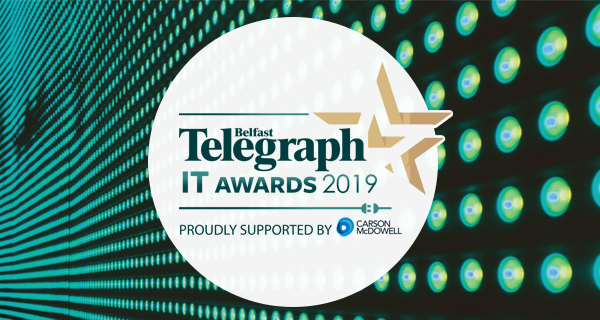 The Belfast Telegraph IT Awards 2019
