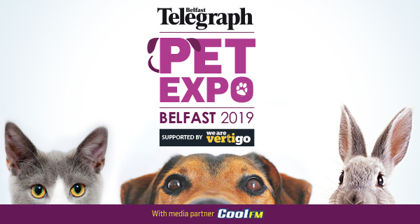 Belfast Telegraph Pet Expo 2019: Trade Exhibitor Bookings Enquiries
